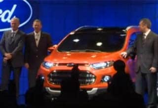 Small is big in Ford's India drive