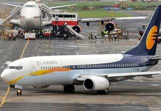 Jet flights cause delays at Mumbai airport