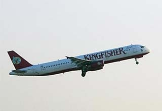 Kingfisher Airlines pays Rs 44 cr to income tax department