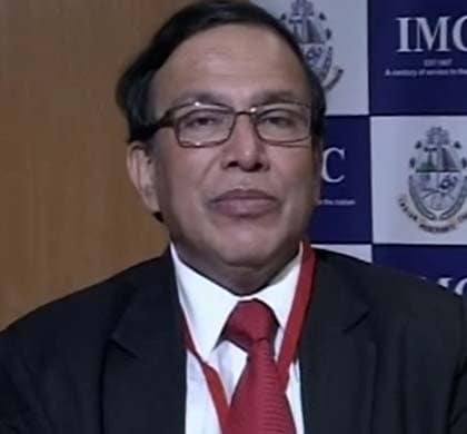 Infosys chief executive officer and managing director S. D. Shibulal