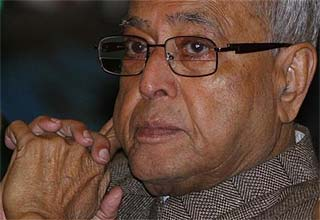 No loss of faith in the India story: Pranab Mukherjee