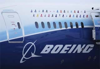 Boeing profit up on stronger plane sales