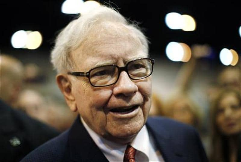 Cost to lunch with Warren Buffett: $3.5 million