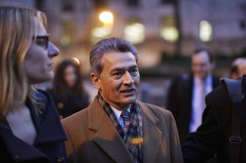 Rajat Gupta decides not to testify in own defence