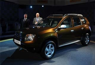 Renault Duster launched in India at Rs 7.2 lakh