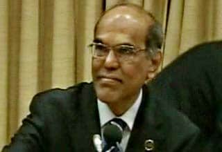 Non-inflationary growth down at 7.5 per cent: Subbarao