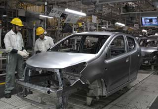 Maruti faces costly shutdown after factory riot