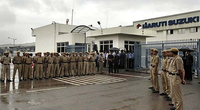 Maruti reopens Manesar plant under police watch: top 10 developments