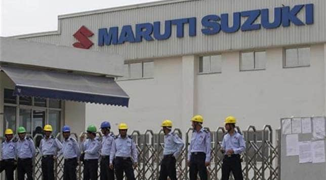 Naxal front outfits staged demo supporting Maruti workers: Govt