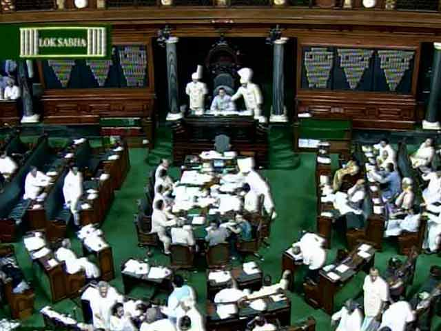 Video : Land Acquisition Bill passed in Lok Sabha, Rahul Gandhi says he is 'quite happy'