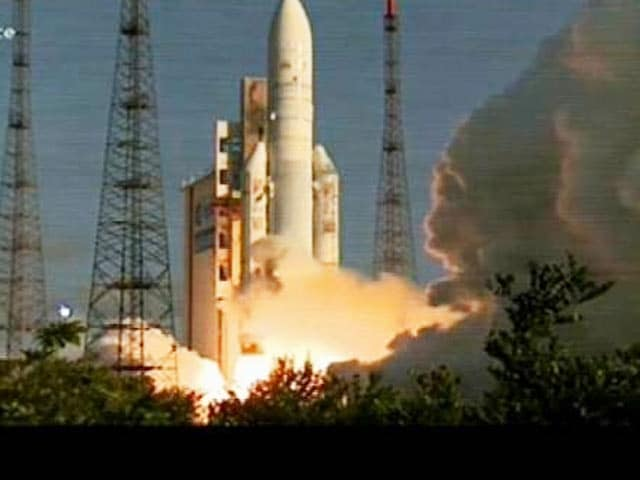 Video : India launches first military satellite