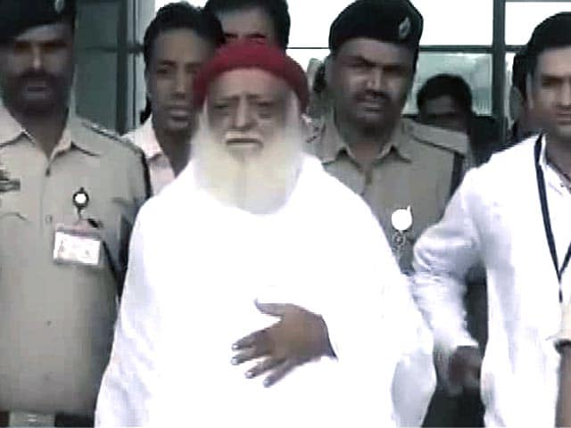 Video : Is Asaram Bapu above the law?