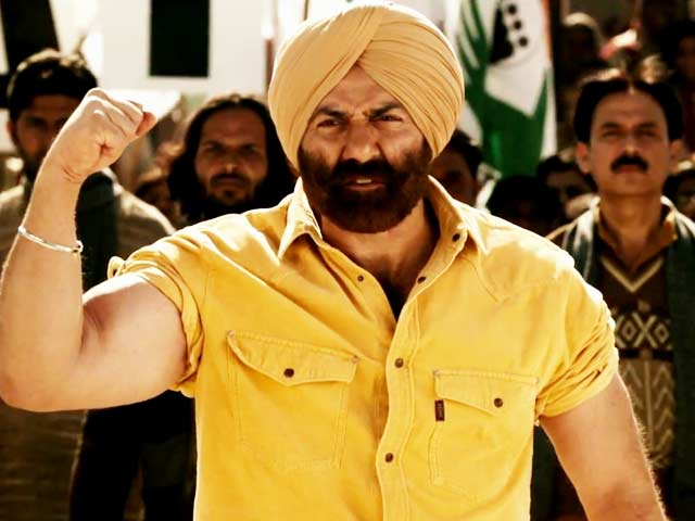 First look: Sunny Deol in Singh Saab The Great