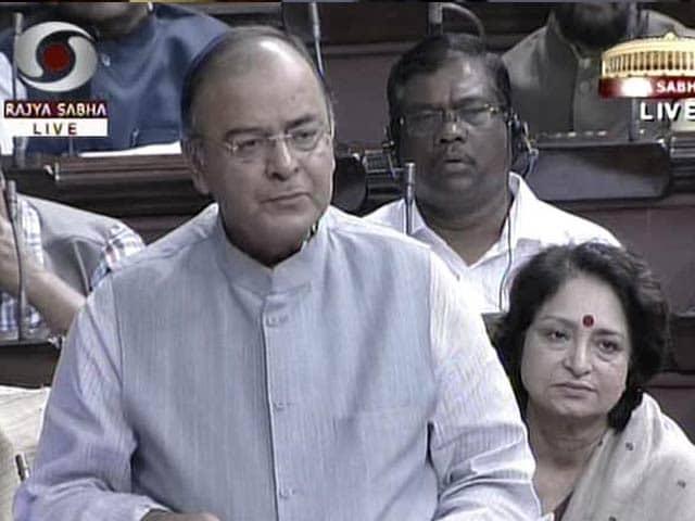 Video : Explain hurry over Food Security Bill, says Arun Jaitley