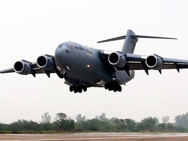 Video : Indian Air Force inducts C-17 Globemaster, its biggest transport aircraft