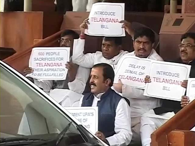 Video : Home Ministry discussing possibility of Hyderabad as Union Territory: sources