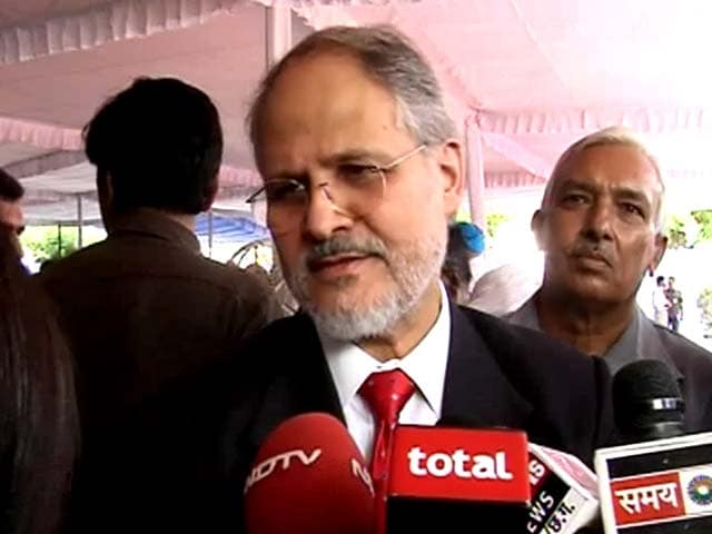 Video : Delhi gang-rape: juvenile verdict not correct, says Lieutenant Governor Najeeb Jung