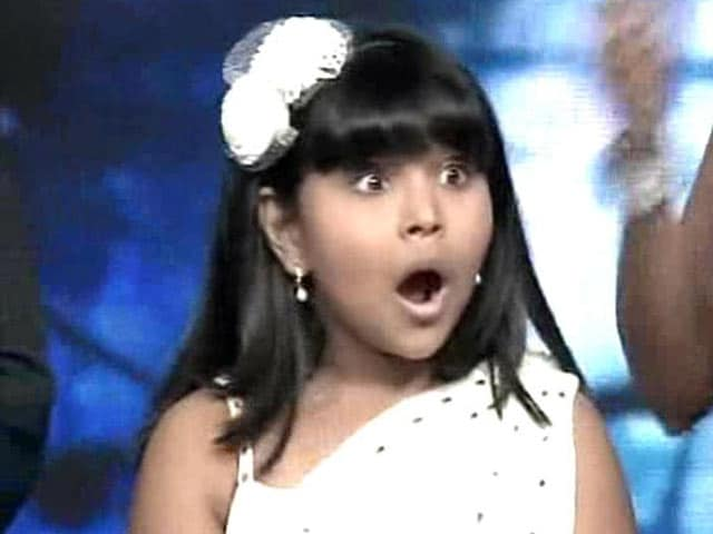 Video : Anjana Padmanabhan wins <i>Indian Idol Junior</i>
