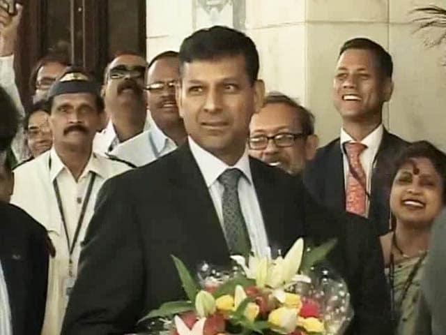 Video : Raghuram Rajan takes over as RBI Chief amid economic crisis