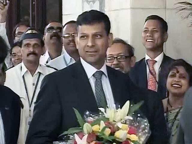 Video : रघुराम राजन ने संभाला आरबीआई गवर्नर का कार्यभार