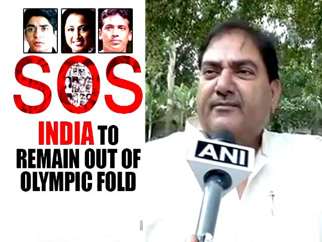 Video : Law of the land will prevail over IOC's diktats: Abhey Singh Chautala