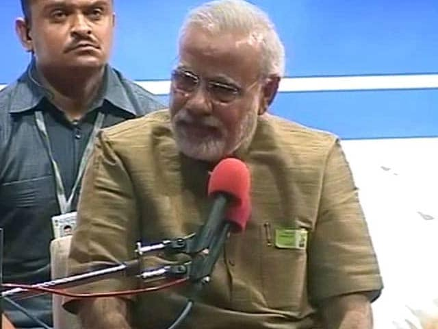 Video : Will you be PM soon, students ask Narendra Modi. Here's his response