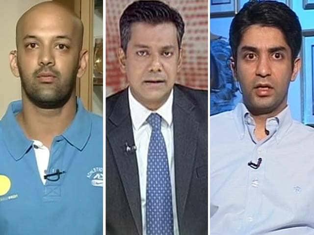 Video : IOA trying to negotiate something non-negotiable: Abhinav Bindra to NDTV