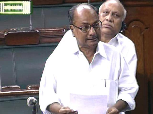 Video : No question of ceding land to China: Antony