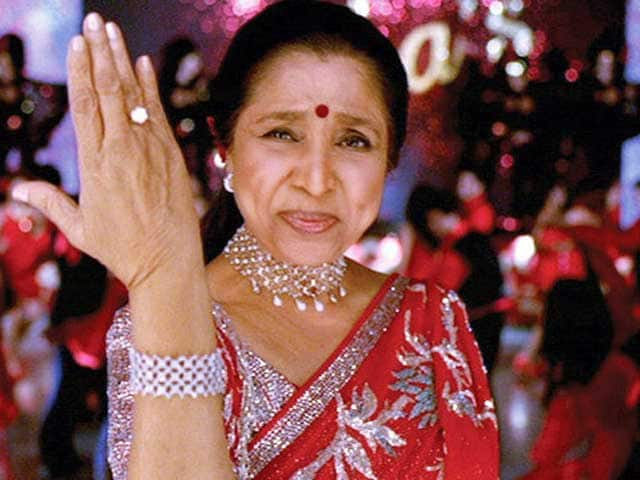 Asha Bhosle's melodious journey in Bollywood