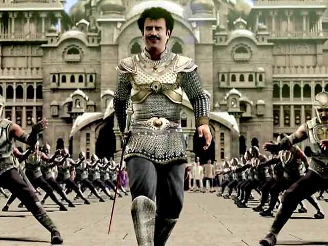 First trailer: Rajinikanth in Kochadaiyaan