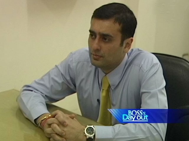 Video : Boss's Day Out: Amit Burman