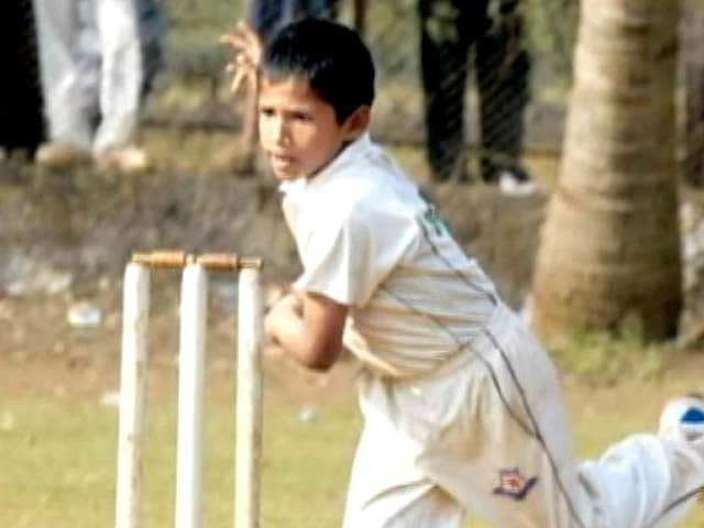 The 8-year-old who dismissed Yuvraj Singh!