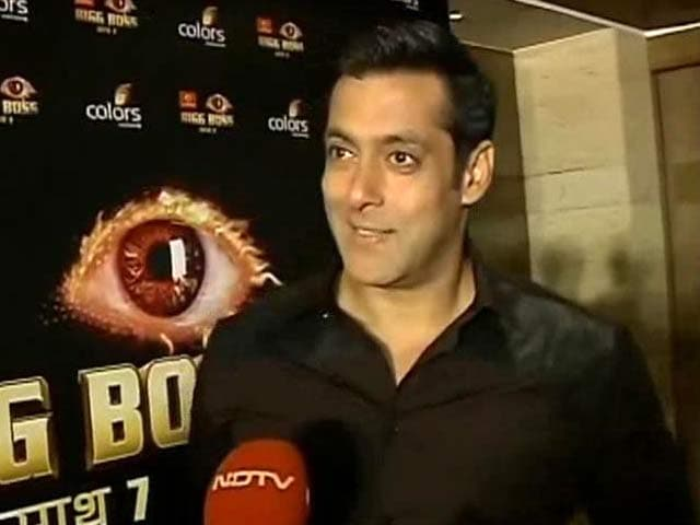 Video : Salman Khan excited about Bigg Boss 7