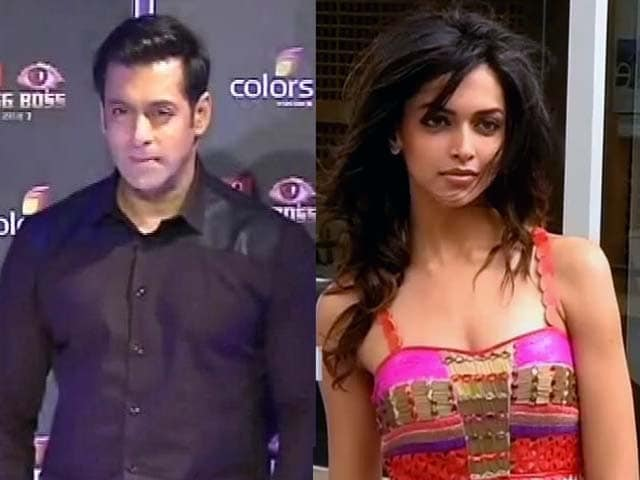 Video : What Salman thinks of annoying journalists; Look who's the new 'soap' star