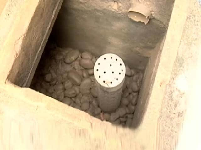 Video : Step-by-step guide to harvest rainwater