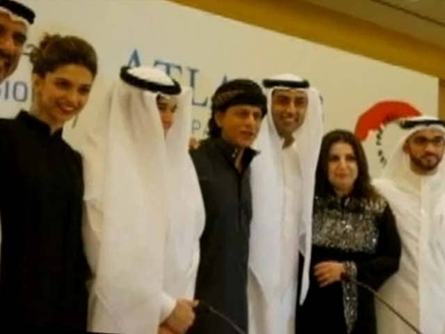 Srk dubai wedding
