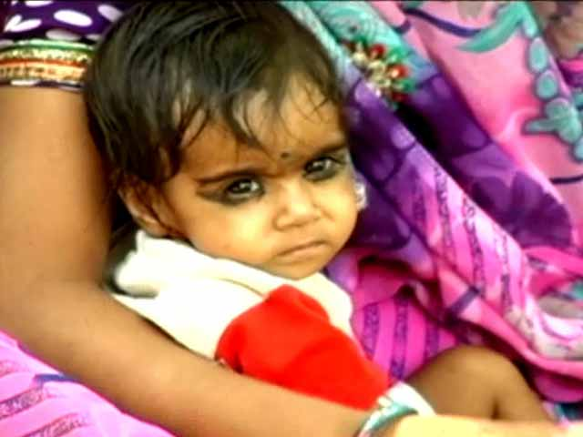 Video : Hunger death or forced starvation?