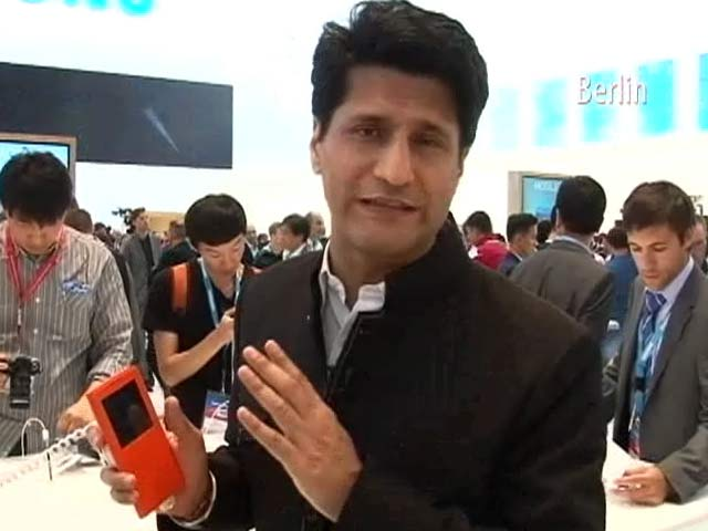 Video : Hottest launches in technology from IFA Berlin