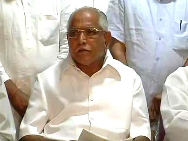 Video : With Narendra Modi's elevation come hints of BS Yeddyurappa's return to the BJP