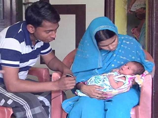 Video : When a PCR van turned into a labour room