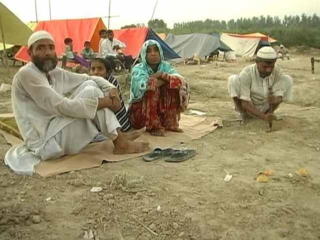 Video : Muzaffarnagar: fear stalks 40,000 homeless; 'we will never go back' say some