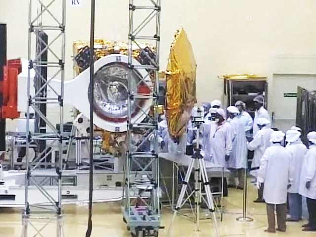 Video : India's Mars mission: Mangalyaan to begin its 10-month journey on Oct 28