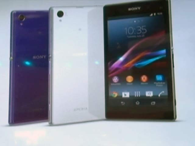 Video : Sony Xperia Z1 smartphone preview