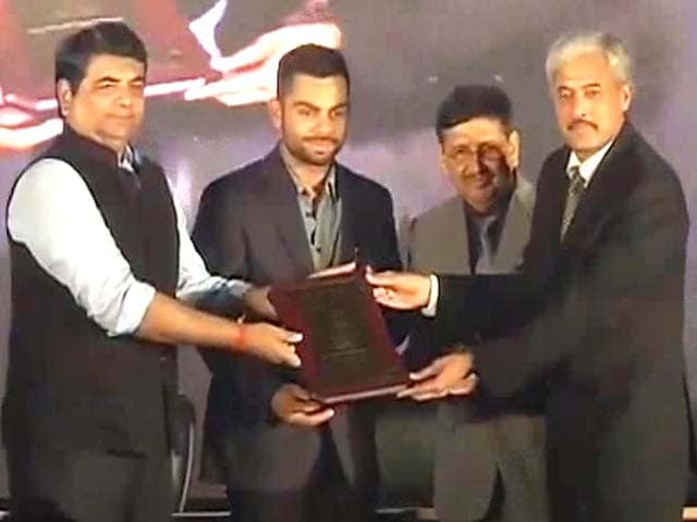 Video : Virat Kohli to take his talents to the 'border'