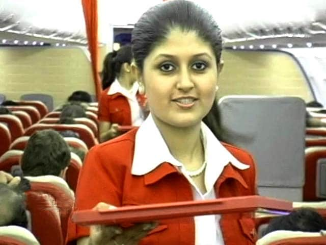 Video : Inside the glam world of air hostesses (Aired: December 2006)