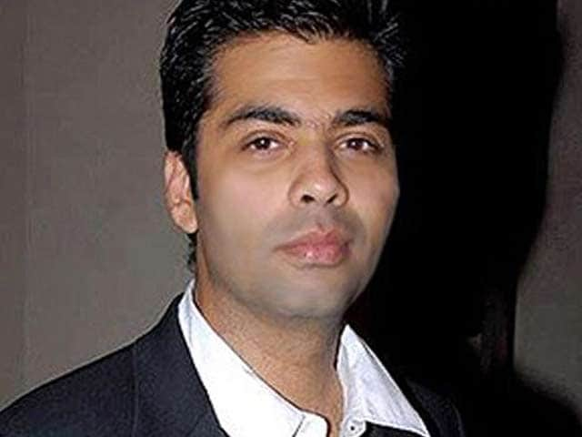 Karan Johar to play a media mogul in Bombay Velvet