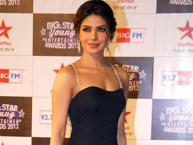 Video : Priyanka 'most dangerous' celeb online: Study