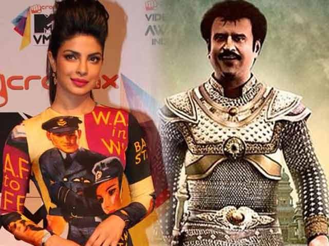 Priyanka 'most dangerous' celeb online; Rajinikanth's lucky mascot