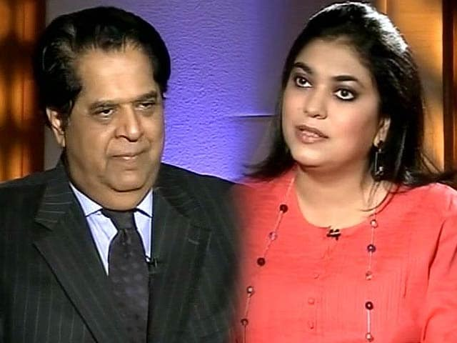 Video : Where KV Kamath thinks RBI went wrong in rupee defence