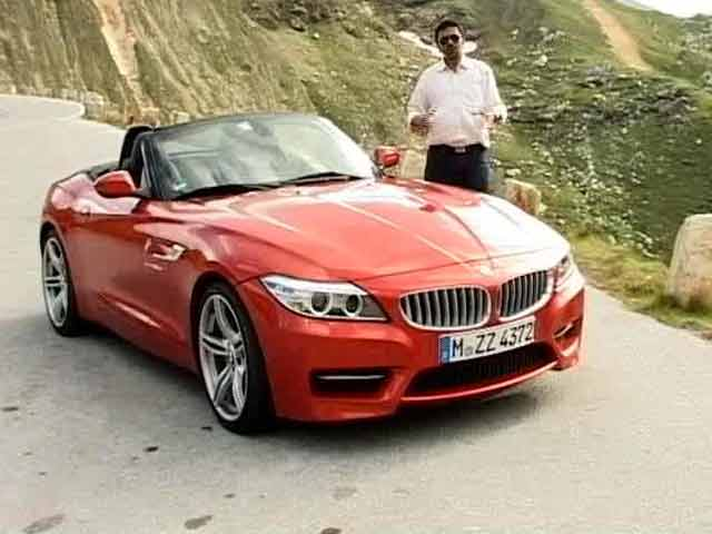 Bmw Z4 Bmw Z4 News Photos And Videos